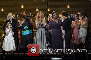 Patti Labelle, Beyonce Knowles, Dakota Fanning, Madonna, Oprah Winfrey and Tom Cruise