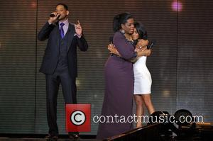 Will Smith, Oprah Winfrey, Jada Pinkett-Smith