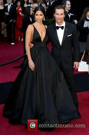 Camila Alves, Matthew Mcconaughey and Academy Of Motion Pictures And Sciences