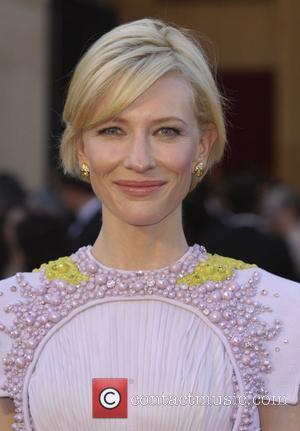 Cate Blanchett, Academy Awards and Kodak Theatre