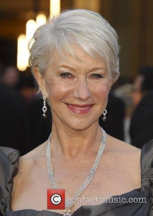 Helen Mirren, Gwyneth Paltrow, Academy Awards and Kodak Theatre