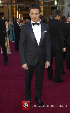 Jeremy Renner, Academy Awards and Kodak Theatre