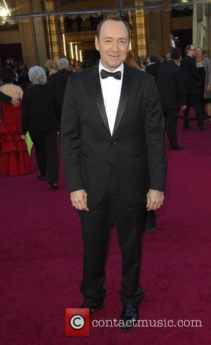 Kevin Spacey 83rd Annual Academy Awards (Oscars) held at the Kodak Theatre - Arrivals Los Angeles, California - 27.02.11