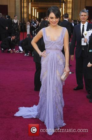 Mila Kunis, Academy Awards and Kodak Theatre