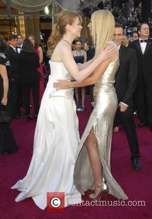 Nicole Kidman, Gwyneth Paltrow, Academy Awards and Kodak Theatre
