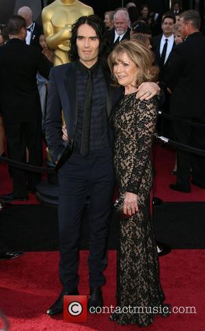 Russell Brand and his mother, Barbara Brand 83rd Annual Academy Awards (Oscars) held at the Kodak Theatre - Arrivals...