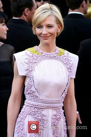 Cate Blanchett and Academy Of Motion Pictures And Sciences
