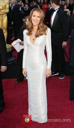 Celine Dion and Academy Of Motion Pictures And Sciences