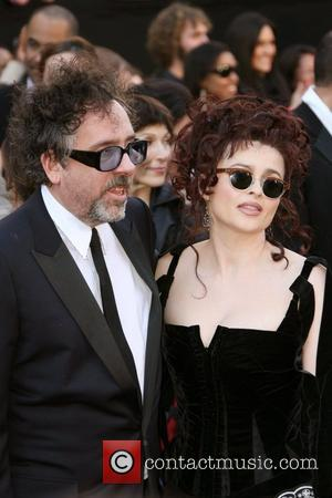 Tim Burton and Helen Bonham Carter 83rd Annual Academy Awards (Oscars) held at the Kodak Theatre - Arrivals  Los...