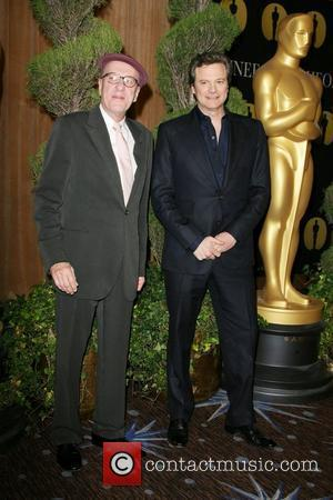 Geoffrey Rush and Colin Firth 83rd Annual Academy Awards Nominee Luncheon held at the Beverly Hilton Hotel Beverly Hills, California...