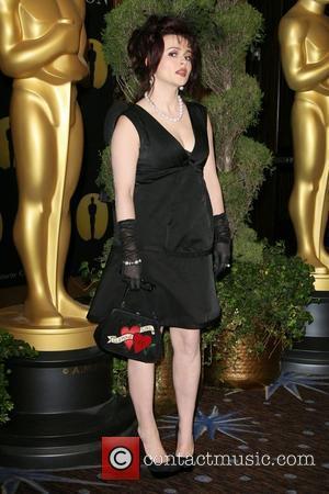 Helena Bonham Carter and Warren Beatty