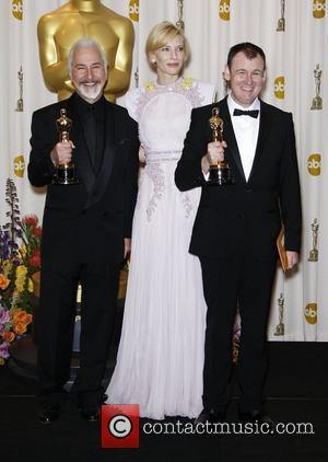 Cate Blanchett, Dave Elsey, Academy Awards and Kodak Theatre