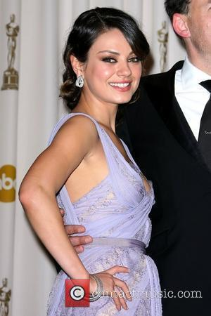 Mila Kunis Best Dressed At The Oscars?