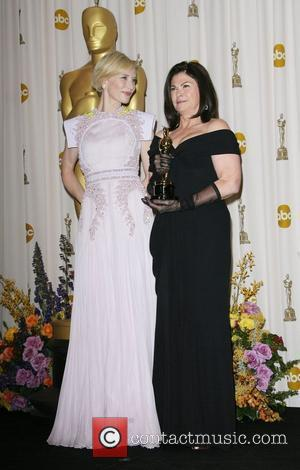 Cate Blanchete and Colleen Atwood and Academy Of Motion Pictures And Sciences