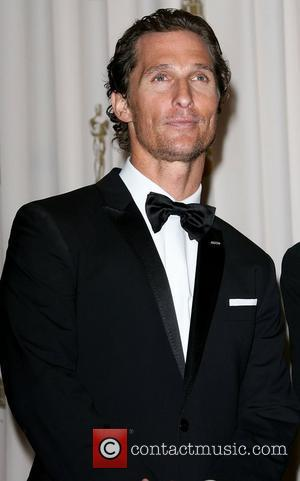 Matthew Mcconaughey, Academy Of Motion Pictures And Sciences and Academy Awards