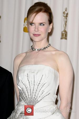 Nicole Kidman 83rd Annual Academy Awards (Oscars) held at the Kodak Theatre - Press Room Los Angeles, California - 27.02.11