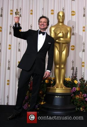 Colin Firth and Academy Of Motion Pictures And Sciences