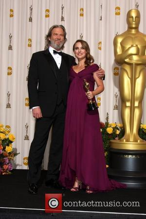Jeff Bridges and Natalie Portman 83rd Annual Academy Awards (Oscars) held at the Kodak Theatre - Press Room Los Angeles,...
