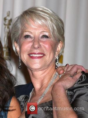 Helen Mirren, Academy Awards and Kodak Theatre