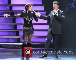 Marie Osmond and Donny Osmond