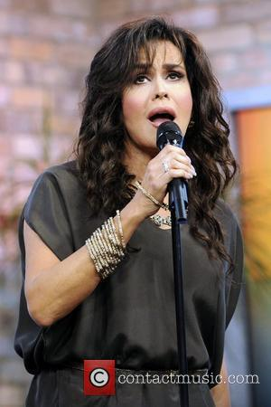 Marie Osmond  appearing on CTV's 'Marilyn Denis Show'  Toronto, Canada - 12.07.11