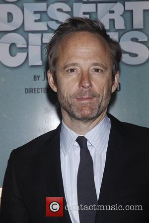 John Benjamin Hickey, Ken Olin and The Booth Theatre