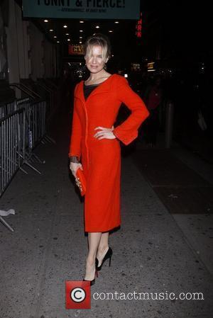 Renee Zellweger and The Booth Theatre