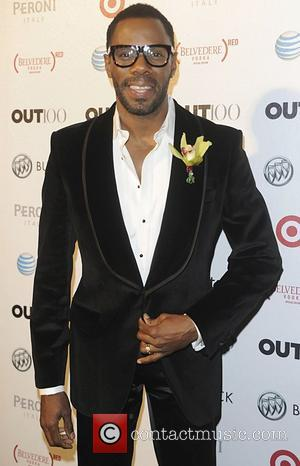 Colman Domingo attending the 2011 OUT 100 at the Skylight Soho New York City, USA - 17.11.11