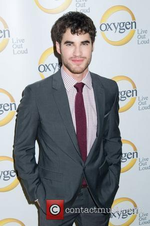 Darren Criss Oxygen Upfront presentation at the Gotham Hall New York City, USA - 04.04.11