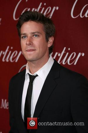 Armie Hammer, Palm Springs Convention Center