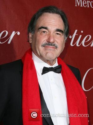 Oliver Stone 2011 Palm Springs International Film Festival Awards Gala Presented by Cartier held at the Palm Springs Convention Center...