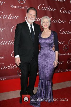 Taylor Hackford and Dame Helen Mirren 2011 Palm Springs International Film Festival Awards Gala Presented by Cartier held at the...