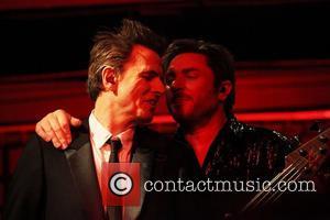 John Taylor and Simon Le Bon  Duran Duran performs at the 2011 Paper Magazine and Absolut Wild Tea Beautiful...