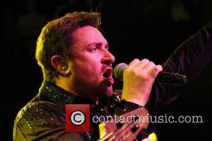 Simon Le Bon  Duran Duran performs at the 2011 Paper Magazine and Absolut Wild Tea Beautiful People Party at...