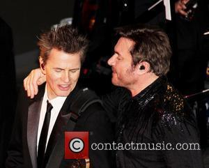 John Taylor and Simon Le Bon of Duran Duran 2011 Paper Magazine Beautiful People Party at Good Units New York...
