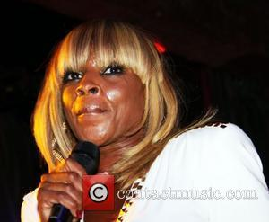 Mary J Blige and Hiro Ballroom