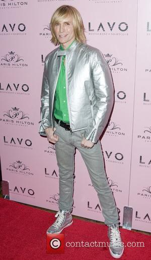 Marc Bouwer Paris Hilton's 30th Birthday Party at Lavo NYC - Arrivals New York City, USA - 17.02.11
