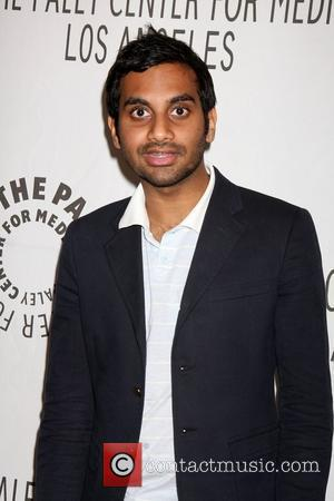 Aziz Ansari Paleyfest 2011 presents 'Parks and Recreation' at the Saban Theatre Beverly Hills, California - 09.03.11