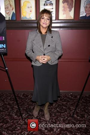 Patti Lupone Meet and greet with the cast of 'An Evening With Patti LuPone and Mandy Patinkin' held at Sardi's...
