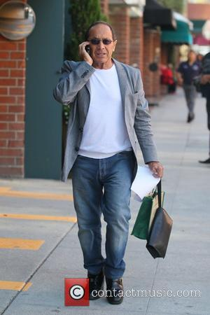Paul Anka out shopping in Beverly Hills Beverly Hills, California - 17.10.11