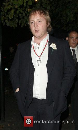 James McCartney,  at Paul McCartney and Nancy Shevell's Reception Party held at their home - Departures London, England -...