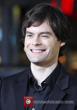 Bill Hader The Premiere of 'Paul' held at Grauman's Chinese Theater - Arrivals Hollywood, California - 14.03.11