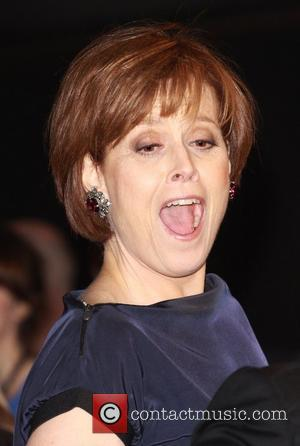 Sigourney Weaver Paul - UK film premiere held at the Empire Leicester Square - Arrivals London, England - 07.02.11