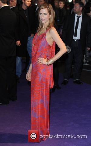 Kristen Wiig  Paul - UK film premiere held at the Empire Leicester Square - Arrivals. London, England - 07.02.11