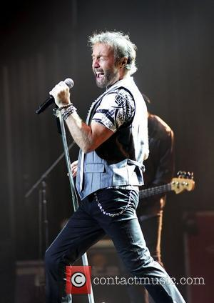 Paul Rodgers performing at the Manchester O2 Apollo Theatre. Manchester, England - 21.04.11