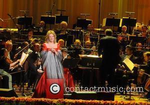 Renee Fleming Academy of music 154th anniversary concert Philadelphia, Pennsylvania - 29.01.11