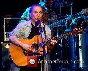 Paul Simon  performs at Vicar Street for VIP guests ahead of his Marquee concert in Cork Dublin Ireland -...