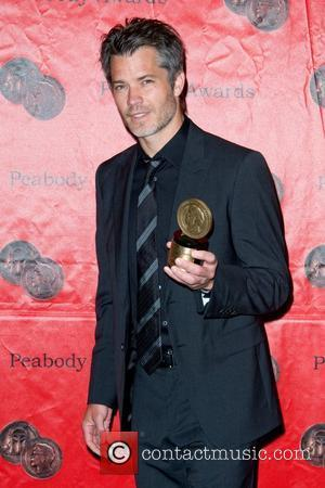 Timothy Olyphant 70th Annual Peabody Awards held at The Waldorf Astoria - Arrivals New York City, USA - 23.05.11
