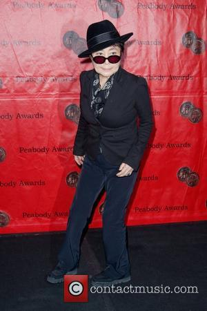 Yoko Ono 70th Annual Peabody Awards held at The Waldorf Astoria - Arrivals New York City, USA - 23.05.11