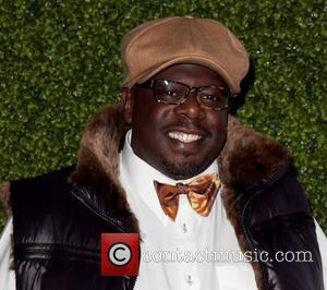 Cedric the Entertainer The Black Eyed Peas & Friends Peapod Benefit Concert held at the Music Box Theater Hollywood, California...